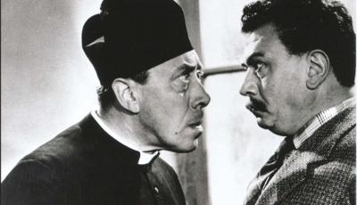 Don Camillo e Peppone a Tavola Don Camillo e Peppone