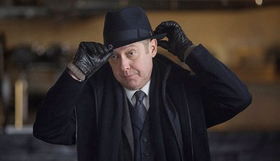 Raymond Reddington, il 'cattivo' di 'The Blacklist'